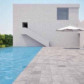 Dalle terrasse pas cher en pierre naturelle de travertin